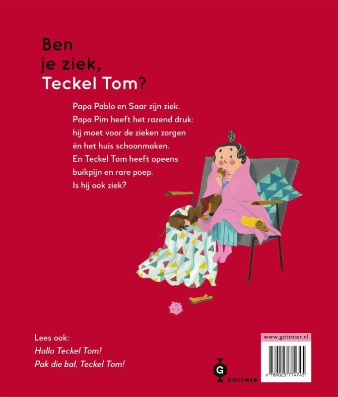 Bette Westera,Ben je ziek, Teckel Tom?