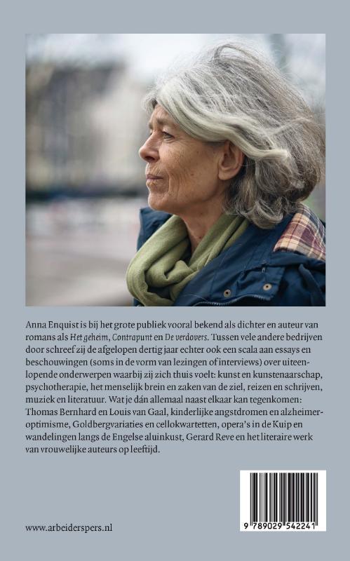 Anna Enquist,Tegenwind