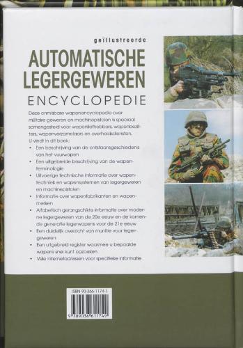 A.E. Hartink,Geillustreerde legergeweren encyclopedie