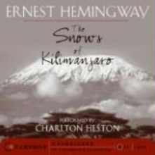 Hemingway, Ernest The Snows of Kilimanjaro