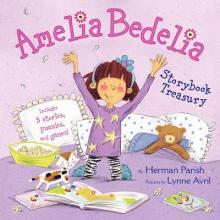 Herman Parish Amelia Bedelia Storybook Treasury
