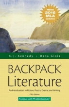 Kennedy, X. J.,   Gioia, Dana Backpack Literature