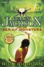 Riordan, Rick Percy Jackson and the Sea of Monsters (Book 2)