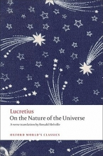 Titus Lucretius Carus,   Ronald Melville On the Nature of the Universe