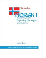 Janus, Louis E. Workbook for Norsk, Nordmenn Og Norge 1