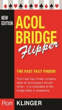 Ron Klinger Acol Bridge Flipper