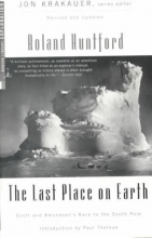 Huntford, Roland The Last Place on Earth