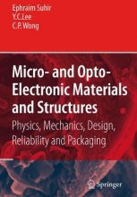 Micro- and Opto-Electronic Materials and Structures. 2 vols.