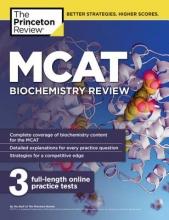 Princeton Review MCAT Biochemistry Review