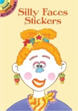 Cathy Byelon Silly Faces Stickers