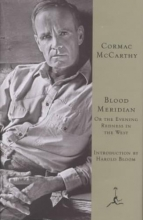McCarthy, Cormac Blood Meridian