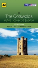 AA Publishing The Cotswolds