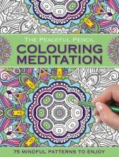 Press, Peony Peaceful Pencil: Colouring Meditation
