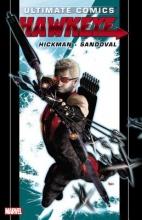 Hickman, Jonathan  Hickman, Jonathan Ultimate Comics Hawkeye by Jonathan Hickman