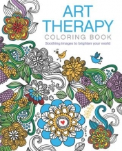 Arcturus Publishing Art Therapy Coloring Book