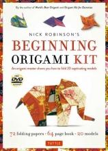 Robinson, Nick Nick Robinson`s Beginning Origami Kit