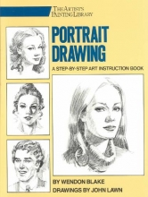 Blake, Wendon Portrait Drawing