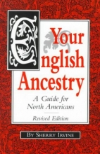 Irvine, Sherry Your English Ancestry
