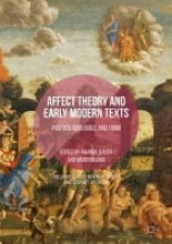 Affect Theory and Early Modern Texts