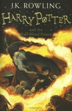 J K Rowling, Harry Potter and the half-Blood Prince