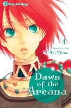 Toma, Rei Dawn of the Arcana 1