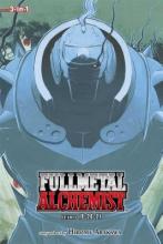 Arakawa, Hiromu Fullmetal Alchemist (3-in-1 Edition), Vol. 7