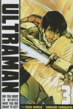 Shimoguchi, Tomohiro Ultraman, Vol. 3