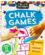 Parragon Books Ltd Craft Factory Chalk Games
