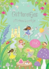 , Stickerboekje Glitterelfjes