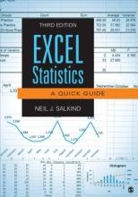 Neil J. Salkind Excel Statistics