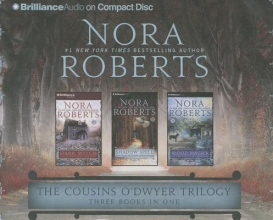 Roberts, Nora The Cousins O`Dwyer Trilogy