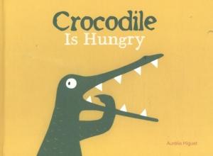 Crocodile is Hungry