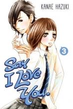 Hazuki, Kanae Say I Love You 3