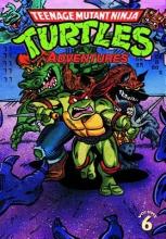 Teenage Mutant Ninja Turtles Adventures 6