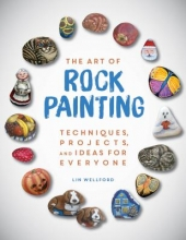 Lin Wellford The Art of Rock Painting