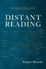Moretti, Franco Distant Reading