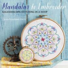 Envoldsen-Harris, Carina Mandalas to Embroider