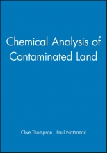 Thompson, Clive Chemical Analysis of Contaminated Land