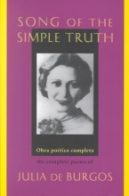De Burgos, Julia Song of the Simple Truth