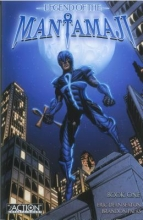 Seaton, Eric Dean Legend of Mantamaji 1