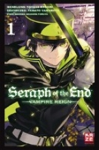 Kagami, Takaya Seraph of the End 01