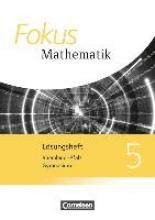 Block, Jan,   Kammermeyer, Friedrich,   Kilian, Heinrich,   Krysmalski, Markus Fokus Mathematik 5. Sj. Lös. GY RP