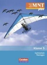 MNT plus 5. Schuljahr. Schülerbuch. Gymnasium Thüringen