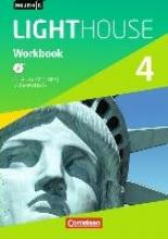Berwick, Gwen,   Thorne, Sydney English G LIGHTHOUSE 04: 8. Schuljahr. Workbook mit Audios online