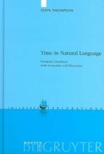 Ellen Thompson Time in Natural Language