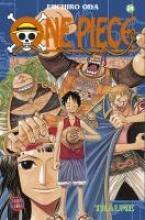 Oda, Eiichiro One Piece 24. Träume