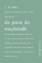 Huber, C. H. die poesie der waschstraße
