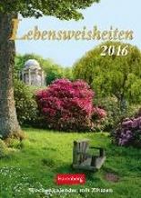 Lebensweisheiten 2016