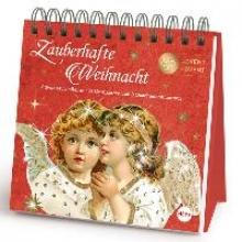 Zauberhafte Weihnacht - Glitzer Adventsaufsteller Geschenkbuch