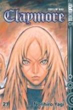 Yagi, Norihiro Claymore 21